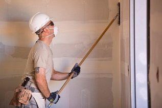 Commercial Drywall Service