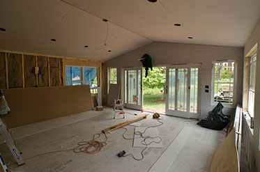 Drywall Remodel Wisconsin