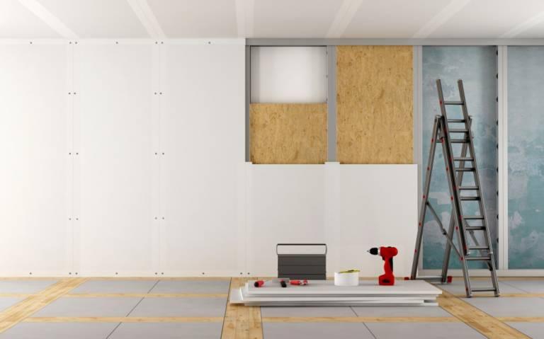 Drywall Texture Installation