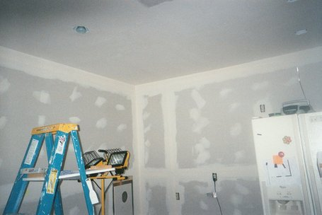 Drywall Remodeling